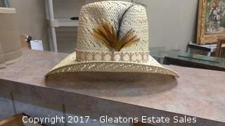 1960'S RESISTOL STAGE COACH HAT