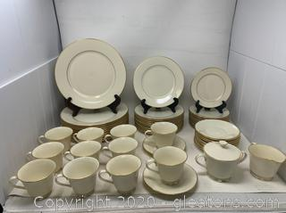 Hayworth by Lenox Dinnerware Estate Set
