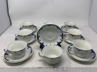 Veruschka by Adams China Cup and Saucer Sets
