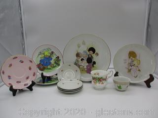 Vintage Porcelain China Lot