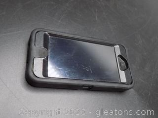 iPhone 5 with Black Otter Box