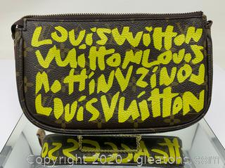 Louis Vuitton Pochette Graffiti
