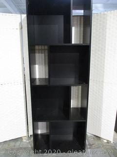 Large Cubic Book Shelf B