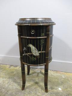 Asian Look Accent Table