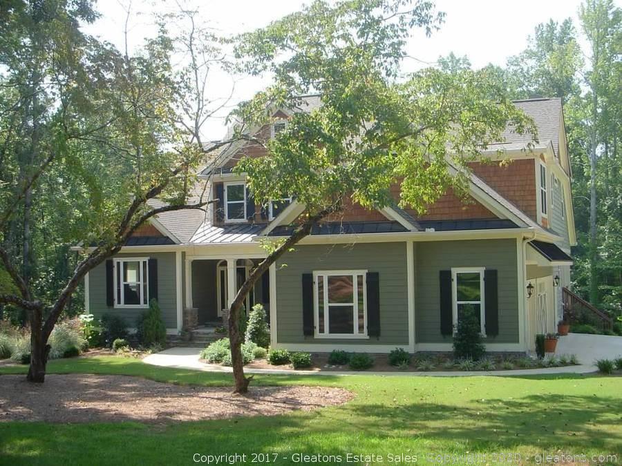 Brooks, GA - Gorgeous 5000 SQ FT Luxury Home on 5 Acres