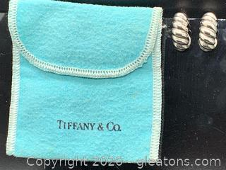 Tiffany & Co. Clip on Earrings
