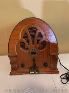 Thomas Brand Norman Rockwell Collectors Edition Radio