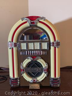 Thomas Collectors Edition Jukebox Radio and Cassette Player