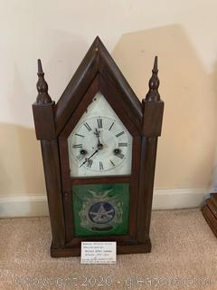 Ansonia Brass Company Antique 30Hr Clock