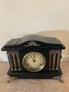 Antique Sessions Baldwin Mantle Clock