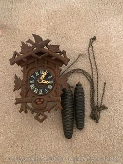 Hand-Made German Cuckoo Clock