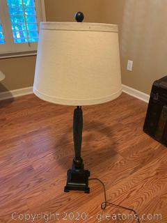 Tall Decorative Table Lamp