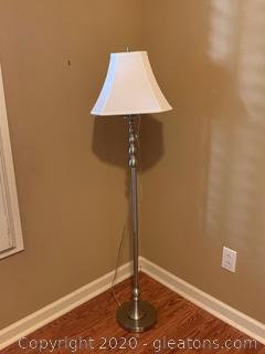 Modern Metal Bubble Floor Lamp