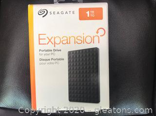 1TB Expansion Portable Drive for PC