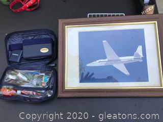Airline Lot- 2 Pieces