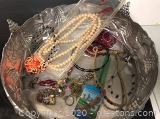 Mixed Lot Fashion Jewelry (B)