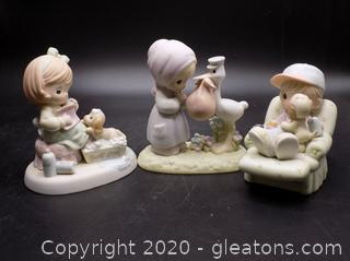 Precious Moments Collectors Lot H