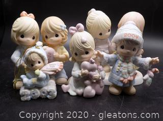 Precious Moments Collectors Lot D