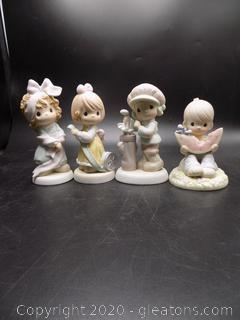 Precious Moments Collectors Lot R