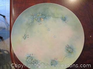 Lenox American Classic Antique Plate 1953