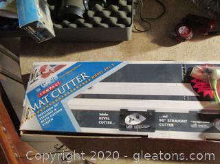 Logan Compact Mat Cutter