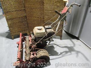 Tru-Cut Reel Mower
