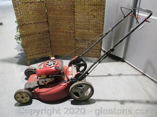 Cratfsman Gold Self Propelled Push Lawn Mower