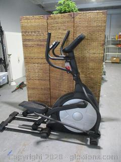 Sole Fitness Elliptical Trainer