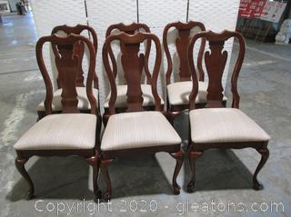 Cherry Grove Classic Antique Dining Chairs American Drew