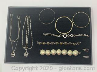 Estate Sterling Jewelry