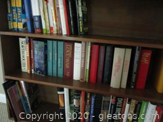 Book Lot A -50+ Titles