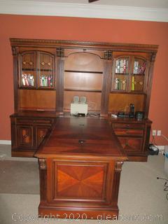 Desk Ensemble - Great Condition