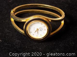 10k Gold Woman's Watch