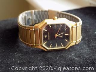10kt Gold Helbros Watch
