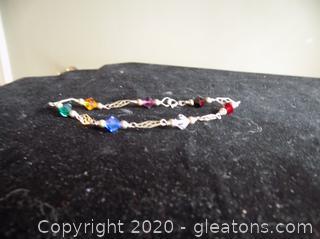 Handmade Jewelry with Swarvoski Crystals