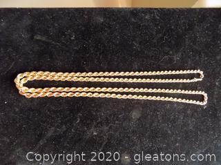 14k Gold Chain