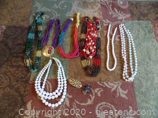 Costume Jewelry Lot C