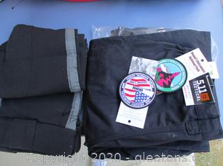 5.11 Tactical Pants and Vintage Biker Cop Pants