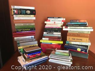 Large Book Lot B