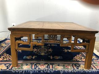 Imported Coffee Table