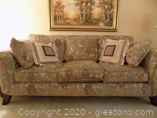 Beautiful Broyhill Sofa