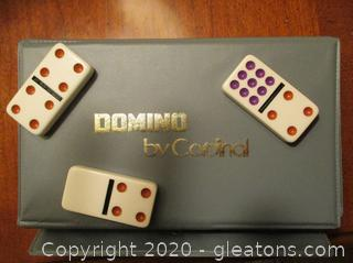 Vintage Dominoes by Cardinal