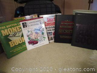 Book Lot G- Informative Books