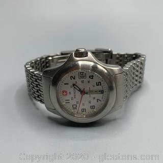 Wenger Stainless Steel Watch