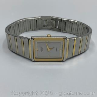 Lassale Seiko Quartz Stainless Steel Watch