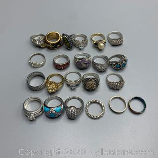 Sterling Costume Jewelry