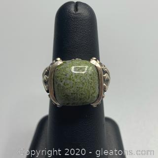 Irish Sterling Ring