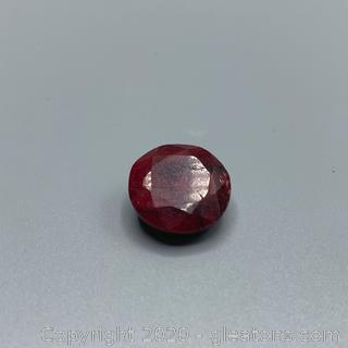 Large Loose Ruby