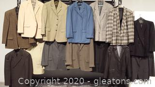 14 Mens Designer Brands Jackets and Sports Coats