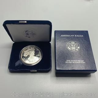 Walking Liberty 2003 1oz Silver